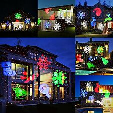 Christmas Laser Projector Light Multi Color Outdoor Indoor Show Star Party LED