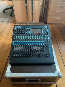 Allen&Heath QU-16 Kompaktmischpult inkl. Case | Stagebox | Multicore