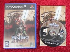 Maximo vs army of zin-playstation 2 PS2 ~ pal ~ 12+ action/aventure jeu