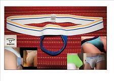 Blue Mens Bulge Booster-Ball Lifter Enhancement Sling Underwear-Swimwear M-XL