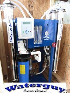 NEW Commercial Reverse Osmosis System - Industrial - 2 YR WARRANTY - Free Ship