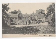 Letchworth Hall Hotel 1907  Postcard 202a