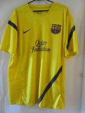 Barcelona 2012 formación Camiseta de Fútbol Tamaño Extra Grande / 34241