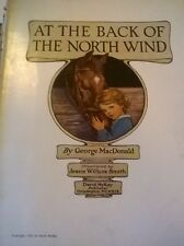 At the Back of the North Wind by George MacDonald (1919 Hardcover)