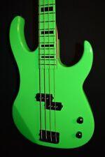 Dean CZONE Custom Zone Nuclear Green Electric Bass Guitar - Free Shipping!