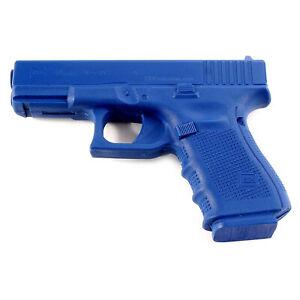 Blue Training Gun - Firearm Simulator - for GLOCK 19/23/32 (GENERATION 4)