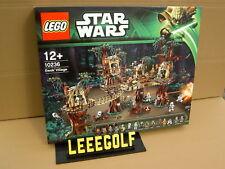NEU + OVP Lego STARWARS 10236 Ewok Village mit R2-D2 und 16 Minifiguren !