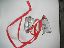 ice climbing crampons one pair size 5