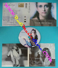 CD singolo SAMANTHA LONG Tell Me What It Takes CD/47-10 CARDSLEEVE no mc lp(S29)