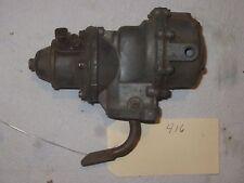 New Fuel Pump 1934 Oldsmobile 8 Cylinder