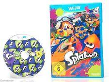 SPLATOON   +Nintendo Wii U Spiel+