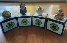 New ListingLot Of 4 Harmony Kingdom/ Harmony Ball Pot Bellys Excellent condition