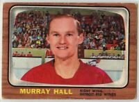 1966-67 Topps Hockey #105 Murray Hall G-VG Condition (2020-03)