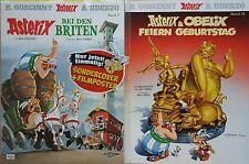 Comics Asterix & Obelix Sammlung Band 34 und Sonderband 8  ungelesen 1A