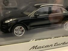 RARE MINICHAMPS 1/43 PORSCHE MACAN TURBO DEALER EDITION NEW & SEALED