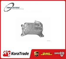 0218102 TRUCKTEC AUTOMOTIVE ENGINE OE QUALLITY OIL COOLER