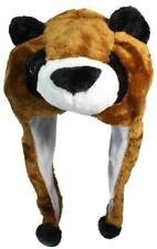 Best Winter Hats Adult/Teen Animal Character Beanie #712 Brown Bear W/White Nose