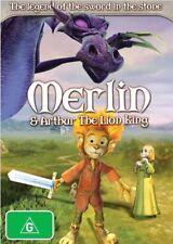 Merlin & Arthur The Lion King