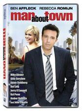 New Dvd - Man About Town - Ben Affleck, Rebecca Romijn, John Cleese, Samuel Ball