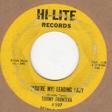 Tommy Frontera Your My Leading Lady Hilite Soul Northern Rocksteady