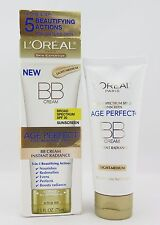 L'Oreal Age Perfect- Mature Skin-BB Cream SPF 20- Light / Medium- 2.5 OZ.