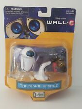 Wall E Movie Scene figure set The Space Rescue collectable rare NIB wallie walle