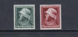 Deutsches Reich Michel-Nr. 669-670y ** postfrisch