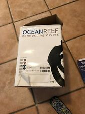 Ocean Reef Full Face Dive Mask ,  only used once ,original box ,all manuals
