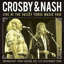 Crosby & Nash - Live At The Valley Forge Music Fair NEW CD