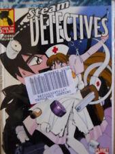 Steam Detectives n°6 1999 ed. Planet Manga - Kia Asamiya   [G.237]