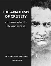 Anatomy of Cruelty, The, Stephen Barber, Good, Paperback