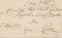 Ungarn: 1791: Brief
