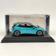 Norev 1/43 Volkswagen VW ID.3 Diecast Models Limited Edition Collection Green