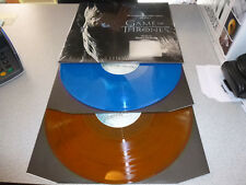 OST - Game Of Thrones Season 7 - ltd. numb. colored 180g audiophile 2LP /// Neu