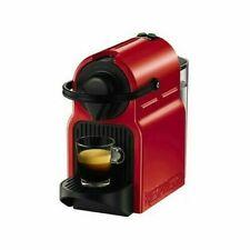 Nespresso Krups Inissia XN1005 Macchina da Caffè Ruby Red 19 bar Capsule