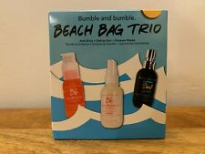 Bumble and bumble SURF SPRAY and INVISIBLE OIL