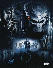 Ian Whyte Autograph Signed 11x14 Photo - Alien vs Predator (JSA COA)