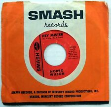 NORRO WILSON 45 Hey Mister / Only You SMASH Country 1968 w507