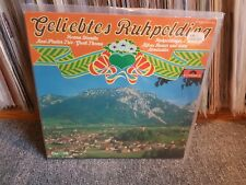 Various – Geliebtes Ruhpolding (Album) (Anni Staller Trio, Ruhpoldinger Dirndl)