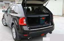 Rear Trunk Shade Cargo Cover for 2011-2013 Ford Edge BLACK