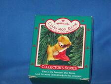 Hallmark Cinnamon Bear Collector'S Series #5 - 1987