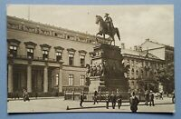 alte Ansichtskarte Postkarte Berlin Denkmal Friedrich des Großen Reiterstandbild