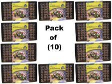(10) ea Jiffy J372 Professional G 00000Bbe reenhouse Seed Starting Tray Kits w 72 Jiffy 7s