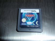 Cars 2 for Nintendo DS,Lite,DSi & 3DS (cart only)