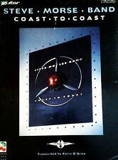 Steve Morse Guitar Tab / Tablature / Coast To Coast / Steve Morse Songbook