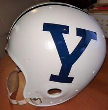 Yale Bulldogs Vintage Riddell KRA LTE College Football Helmet(7 1/4)OLD