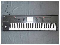 KORG M50-61 61-Key Compact Music Workstation Synthesizer Keyboard F/S (10)