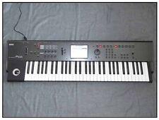 KORG M50-61 61-Key Compact Music Workstation Synthesizer Keyboard F/S (8)