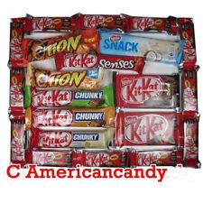 Gemischtes Paket: 31x Nestlé Süsswaren Schokoladenriegel