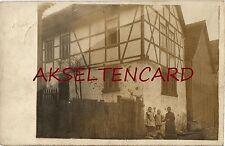 Architektur/Bauwerk erster Weltkrieg (1914-18) Echtfotos aus Thüringen